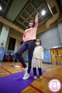 親子瑜伽班 (110)