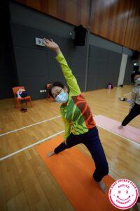 銀髪瑜伽活力班 (118)