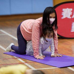 親子瑜伽班 (112)