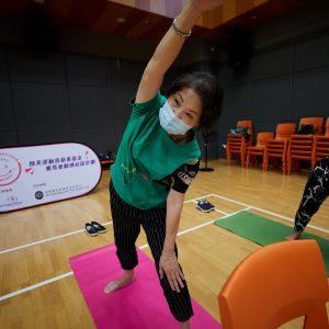 銀髪瑜伽活力班 (115)