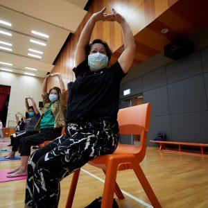 銀髪瑜伽活力班 (18)