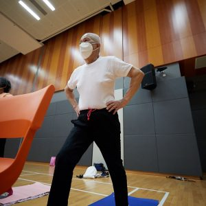 銀髪瑜伽活力班 (72)